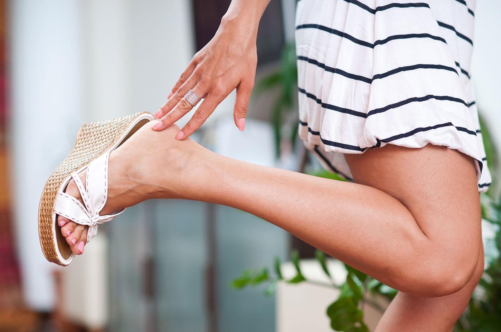 5 tips voor verzorgde voeten