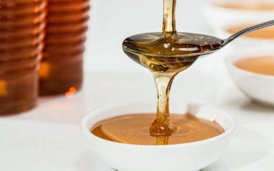 Beauty tip: een gezichtsmasker van rauwe honing.