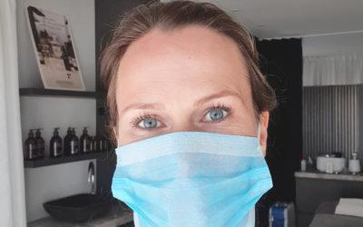 Mondmasker: met of zonder puistjes en huidirritatie?